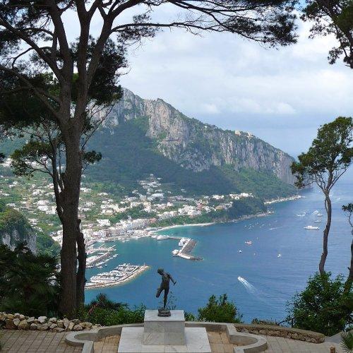 Villa Lycis, Capri